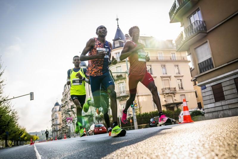 New fastest Marathon times on Swiss soil at the Harmony Genève Marathon for Unicef