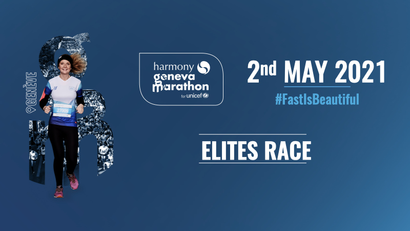 Harmony Geneva Marathon for Unicef: an exceptional elite line-up on Swiss territory this Sunday 2nd of May.